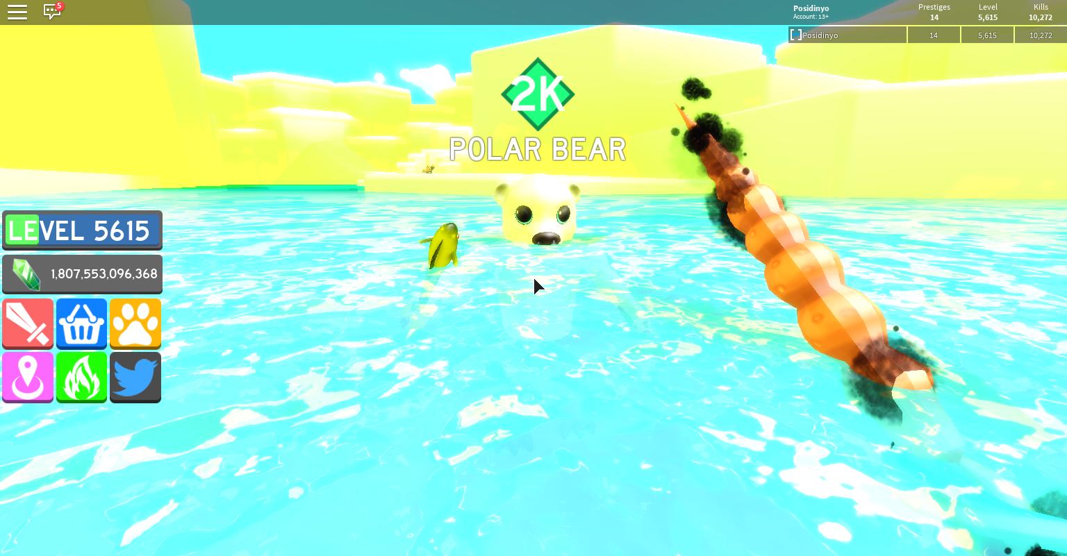 Polar Bears | Slaying Simulator Wiki | FANDOM powered by Wikia