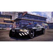 Cop Car 01