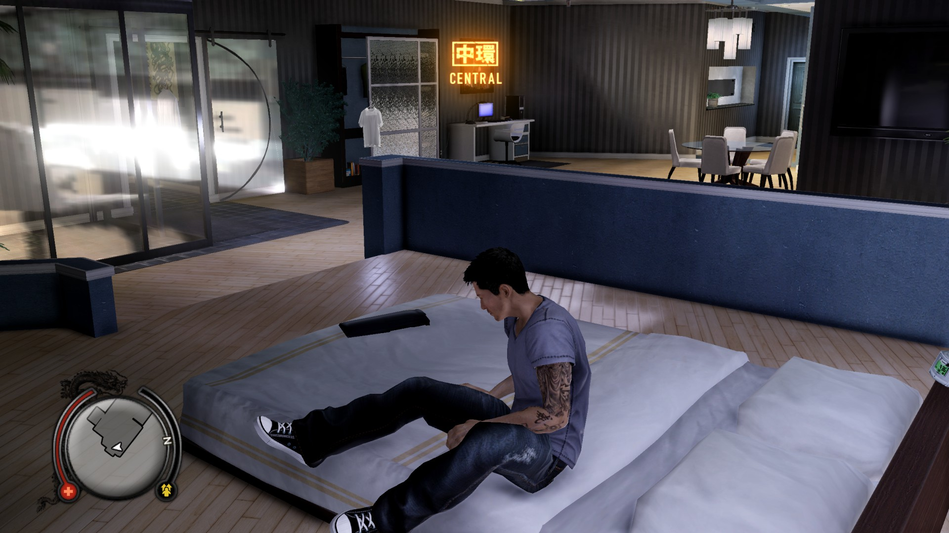 Sleeping Dogs Police Scanner