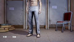 JJiggler Track Pants White Front