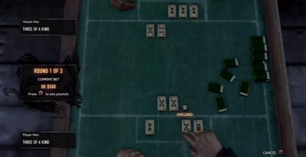 Mahjong Poker | Sleeping Dogs Wiki | FANDOM powered by Wikia