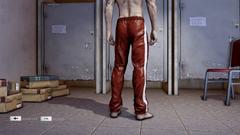 JJiggler Track Pants Red Back