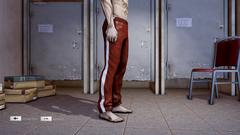 JJiggler Track Pants Red Right