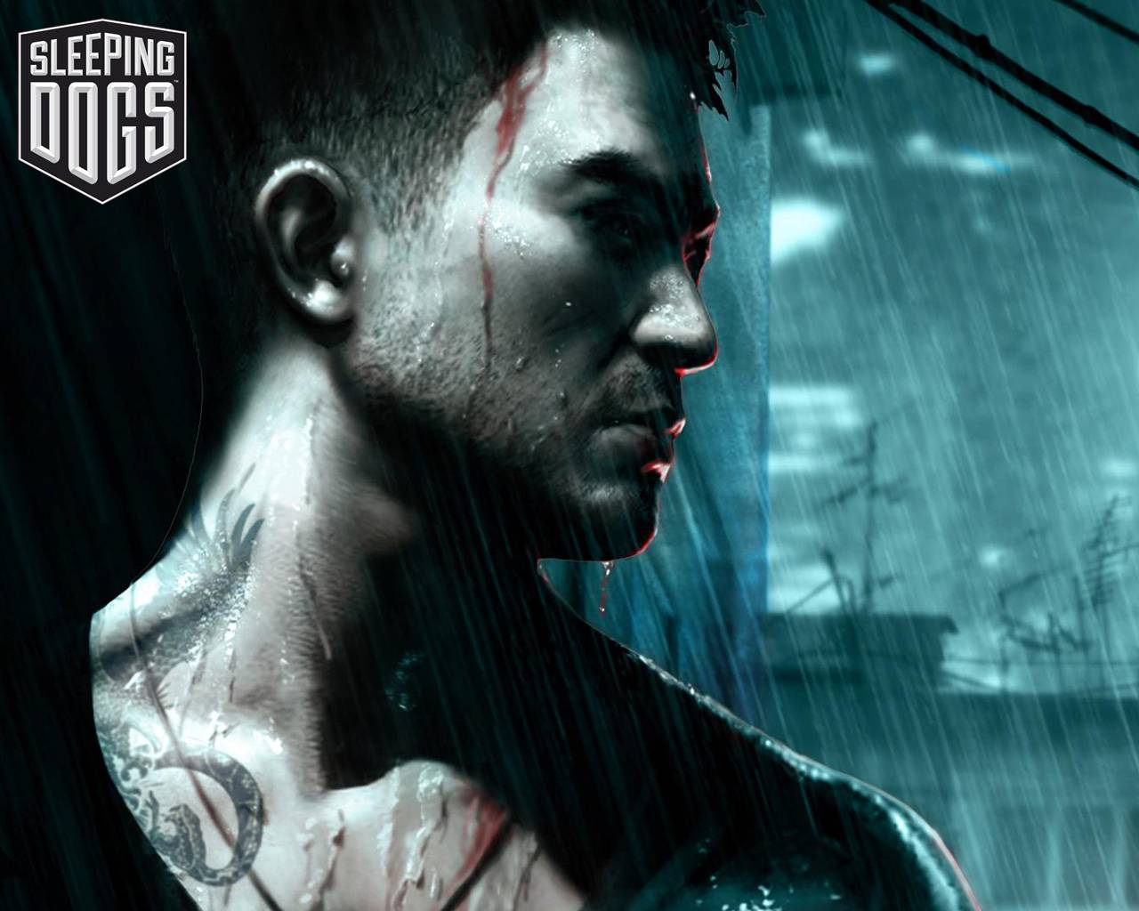Sleeping Dogs Wallpaper In HD