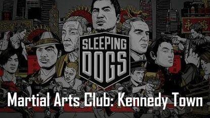 Sleeping Dogs - Martial Arts Club Kennedy Town