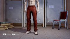 JJiggler Track Pants Red Front