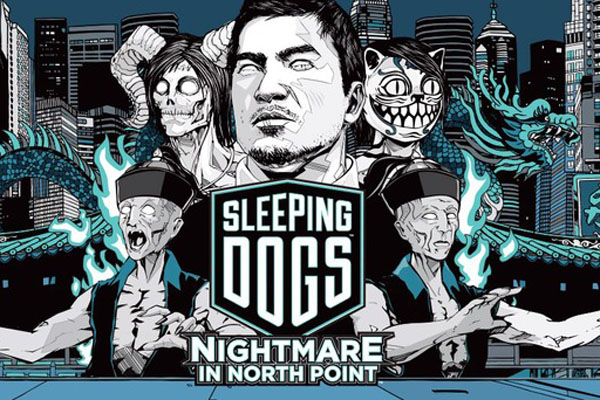 The Nightmare In North Point Is A DLC For Sleeping Dogs It New Horror Themed Game Mode Was Released October 30th 2012