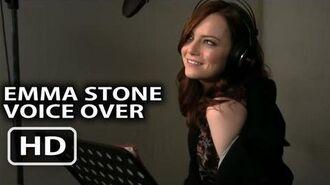 Sleeping Dogs - Emma Stone's Voice Over