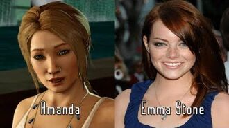 Characters and Voice Actors - Sleeping Dogs
