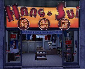 Hang Sui