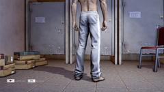 JJiggler Track Pants White Back