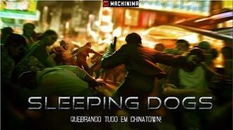 Sleeping Dogs - (Português-BR).