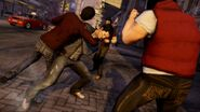 Sleeping Dogs Combat