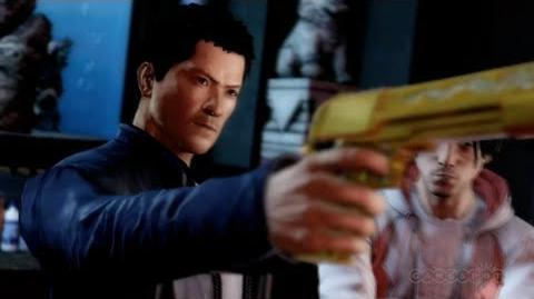 What Makes a Good Man? - Sleeping Dogs Launch Trailer