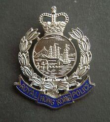 RHKP badge