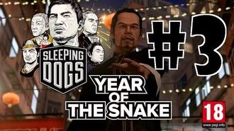 Sleeping Dogs Year Of The Snake DLC Walkthrough Part 3 HD W Commentary