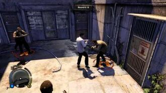 Sleeping Dogs - Martial Arts Club Central