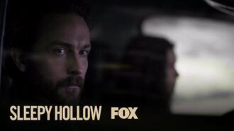Ichabod And Diana Drive To Sleepy Hollow Season 4 Ep. 6 SLEEPY HOLLOW