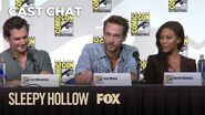 Comic-Con Panel Interview Season 1 SLEEPY HOLLOW