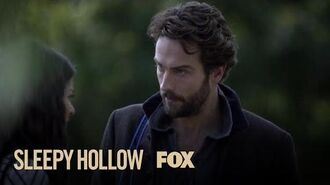 Ichabod Explains What A 'Witness' Is To Diana Season 4 Ep. 5 SLEEPY HOLLOW