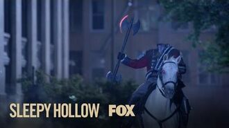 The Headless Horseman Chases After The President Season 4 Ep. 3 SLEEPY HOLLOW