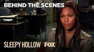 Abbie & Crane The Partnership Begins Season 1 SLEEPY HOLLOW