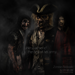 Zombie Redcoats Concept Art