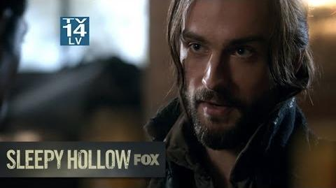 "Promo for ""Vessel"" SLEEPY HOLLOW FOX BROADCASTING"