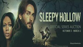 SLEEPY HOLLOW - AUTHENTIC PROP UNBOXINGS!