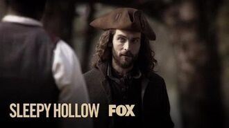 Ichabod Recalls A Time When He Spoke With Benjamin Banneker Season 4 Ep. 3 SLEEPY HOLLOW
