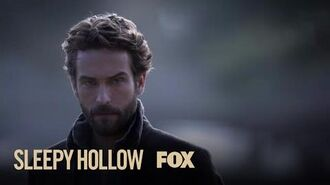 Ichabod Recounts How Soccer Was Created Season 4 Ep. 5 SLEEPY HOLLOW
