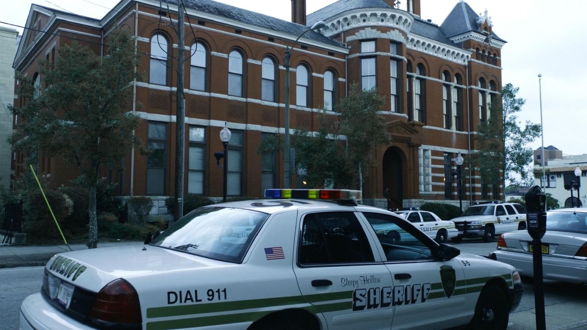 Sleepy Hollow Ford >> Sleepy Hollow Sheriff Department Sleepyhollow Wiki Fandom