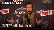 NYC Comic-Con 2013 Season 1 SLEEPY HOLLOW