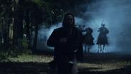 Ichabod outruns the horseman