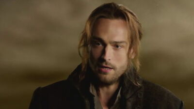 Sleepy hollow tom mison as ichabod crane season 1