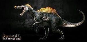 Primal Carnage Spinosaurus 1