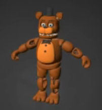 I6NIS Old Freddy