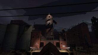 TF2 Slender Fortress - 2Fort Port WIP2 SkyBox Recording