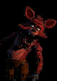 Transparent Foxy