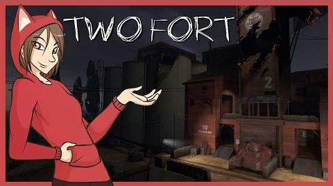 TF2 Slender Fortress - Two Fort (Proxy Survival)
