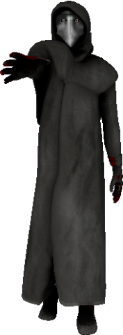 SCP-049's old model