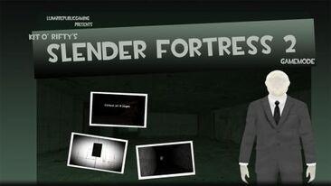 TF2 Slender Gamemode