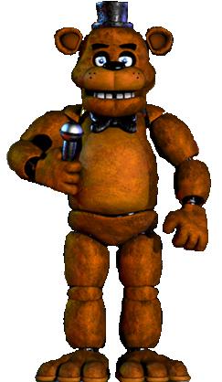 Freddy fazbear full body by joltgametravel-d96962r
