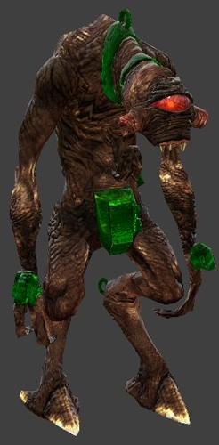 Black Mesa Vortigaunt