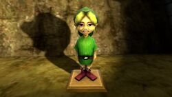 BEN Drowned 3DS
