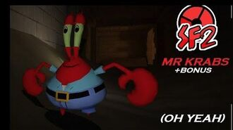 Dustbowl + Forgotten Tomb - Mr Krabs Slender Fortress 2