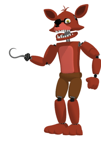 Unwithered Foxy | Slender Fortress Non-Official Wikia