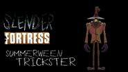 Slender Fortress - Summerween Trickster
