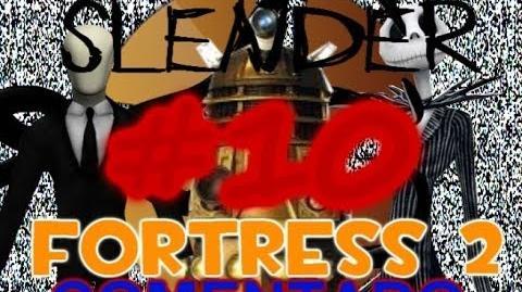Slender Fortress 2 10 - La tumba olvidada de Cleopatra (Slenderman Dalek Jack)