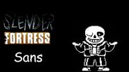 Slender Fortress - Sans